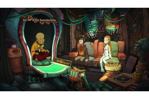 Deponia sequel coming to PC on November 6th - GameConnect