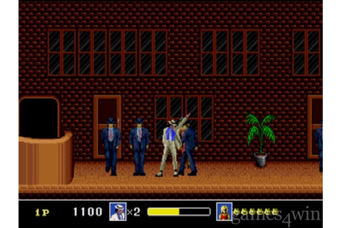 Michael Jackson's Moonwalker Download - Games4Win