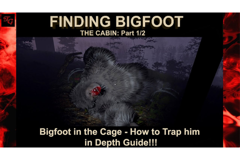 Finding Bigfoot Game Steam (Solo) - How to Trap / Catch ...