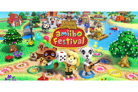 Animal Crossing: amiibo Festival | Wii U | Games | Nintendo