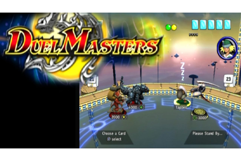 Duel Masters ... (PS2) - YouTube