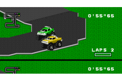 SNES A Day 19: RPM Racing - SNES A Day