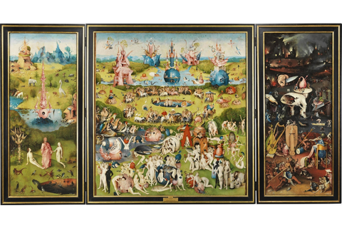 The Virtual Garden of Earthly Delights – A digital theme ...