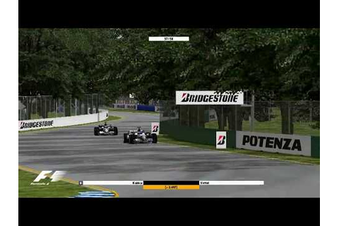 F1 2009 Game - YouTube