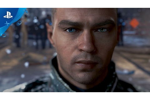 "DETROIT: Become Human ""Markus"" E3 2017 Trailer - YouTube"