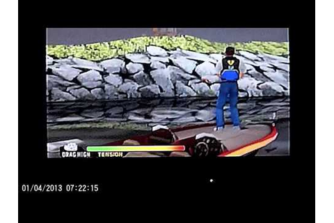 Bass Strike PS2 Game 4 of 6 Have fun and Learn Proper ...