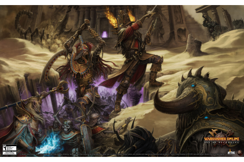 Warhammer Online: Age Of Reckoning Full HD Wallpaper and ...