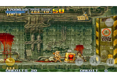 Download Metal Slug 7 Full PC Game | Highly compressed ...