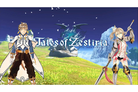 Tales of Zestiria Gameplay PS3 E3 2015 - YouTube