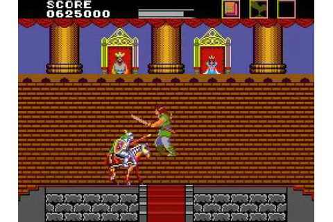 Lord of the Sword - Sega Master System Full Game 2 of 3 ...
