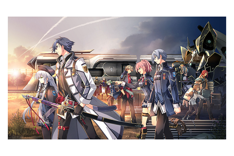 The Legend of Heroes: Trails of Cold Steel III Game ...