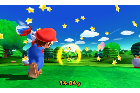 Download Mario Golf: World Tour 3DS GAME [.CIA] ~ GETPCGAMESET