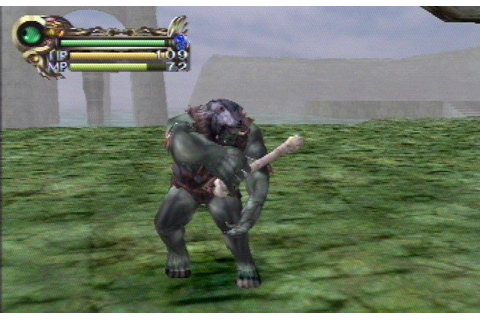 Eternal Ring (2000) by From Software PS2 game
