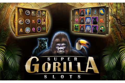 Slots Super Gorilla Free Slots - Android Apps on Google Play