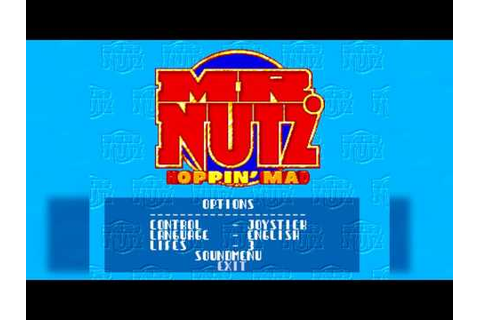 The Best of Retro VGM #688 - Mr. Nutz: Hoppin' Mad (Amiga ...