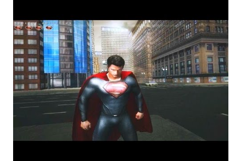 Man of Steel: Hero's Flight Game Review - YouTube