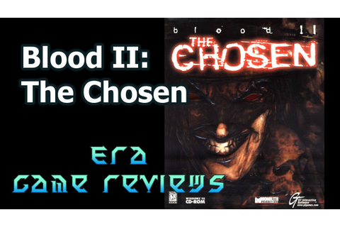 Era Game Reviews - Blood II: The Chosen PC Game Review ...