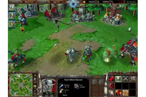 Warcraft 3 Orc Quotes - YouTube