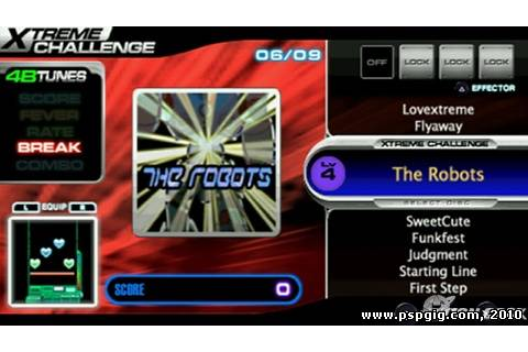 DJMax Portable Hot Tunes . Прохождение DJMax Portable Hot ...