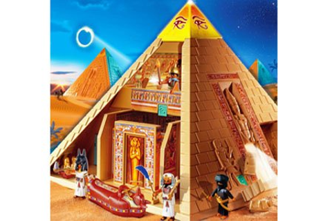 Playmobil Egyptian Pyramids - Kids Cool Adventure Game ...
