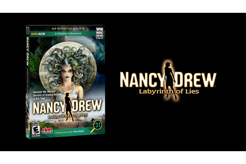 Nancy Drew: Labyrinth of Lies - YouTube