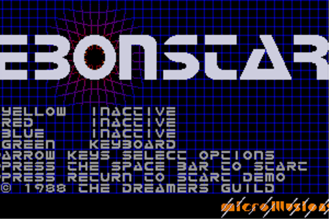 Download Ebonstar (Amiga) - My Abandonware