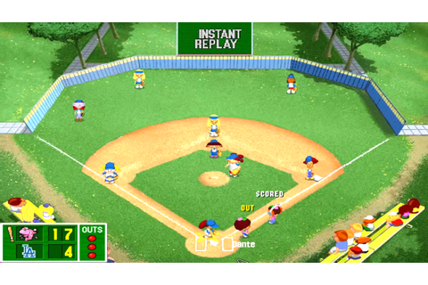 Backyard Baseball 2003 Download Game | GameFabrique