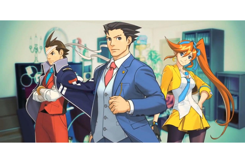 Phoenix Wright: Ace Attorney - Dual Destinies voor ...