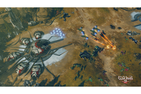 Game preview: Halo Wars 2 is filled with action-packed ...