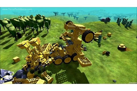 TerraTech Deluxe Edition - GameSave