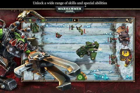 [Game] WH40k: Storm of Vengeance v1.1 APK