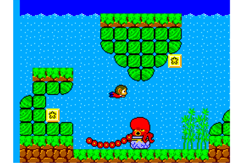 Play Alex Kidd in Miracle World Sega Master System online ...