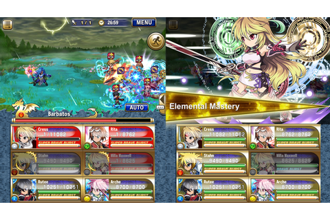Brave Frontier meets Tales series in special collaboration ...