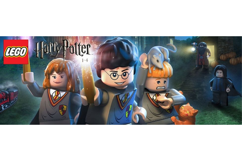 LEGO Harry Potter: Years 1-4 Game Guide & Walkthrough ...