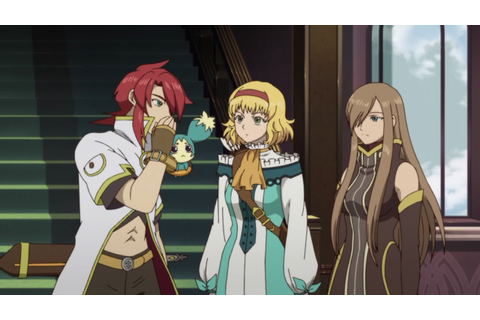 Tales of the Abyss | Gate 419
