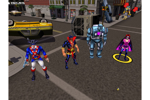 8 of the Best Superhero Video Games | Gallery of the Day ...