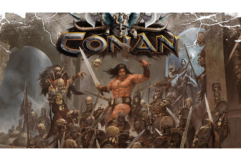How Conan The Barbarian comes to life in three new games ...
