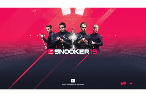Snooker 19 - First Gameplay Trailer Revealed - World Snooker