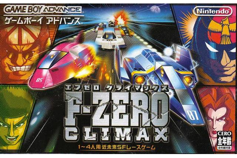 F-Zero Climax | F-Zero Wiki | FANDOM powered by Wikia