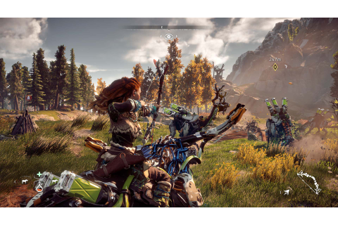 "Horizon Zero Dawn Represents The ""Desire To Create ..."