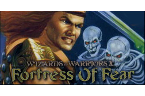 Test de Fortress Of Fear : Wizards & Warriors X sur GB par ...