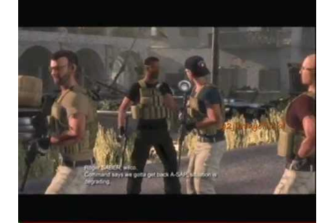 BlackWater xbox 360 Kinect Playthrough Part 1 - YouTube