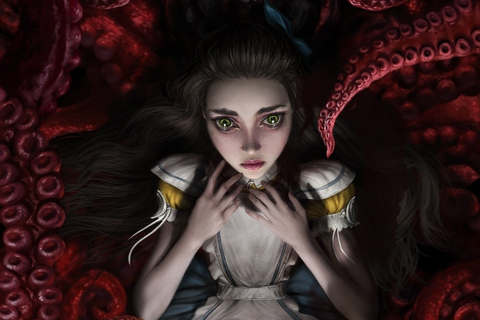 New 'Alice' Game From American McGee In the Works, Here's ...