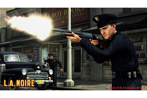 L.A. Noire Free Download - Game Maza