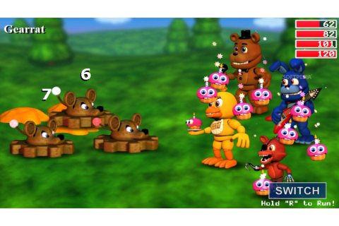 FNaF World Game Free Download