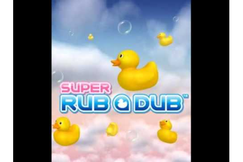 Super rub a dub music - Main theme - YouTube