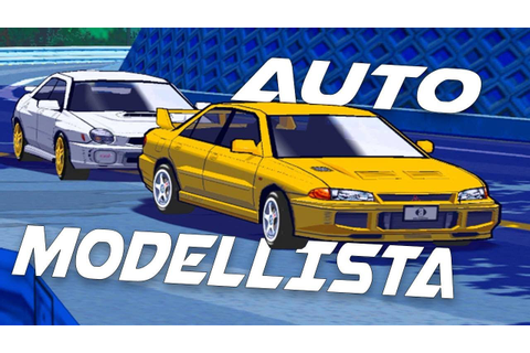 Do You Remember This Game? | Auto Modellista (2002 ...