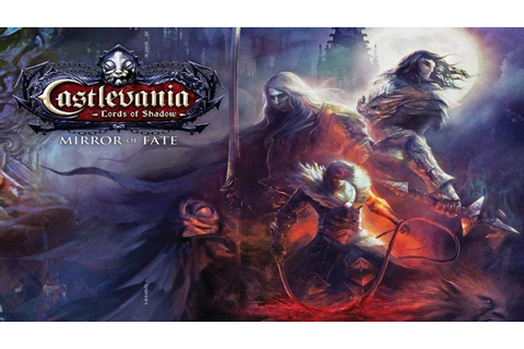 Castlevania Lords of Shadow - Mirror of Fate Artwork - YouTube