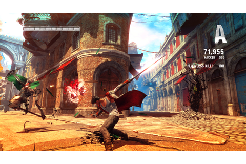 DmC Devil May Cry: Right Game, Wrong Name? | USgamer