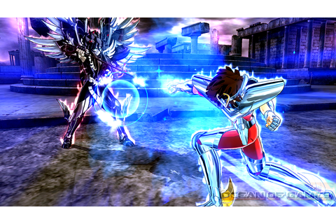 Saint Seiya Soldiers Soul Free Download